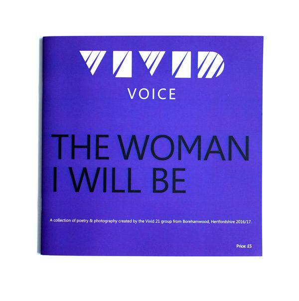 Vivid Voice book front